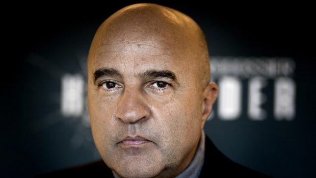 John van den Heuvel: Ernstige dreiging komt van Ridouan Taghi