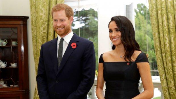 Prins Harry en Meghan verbreken megarecord