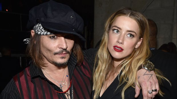 Amber Heard: 'Johnny werd monster door drugs en alcohol'