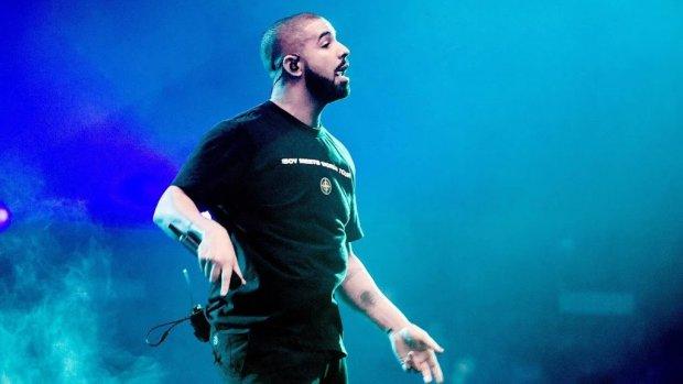 Alsnog fans in de rij voor rapper Drake