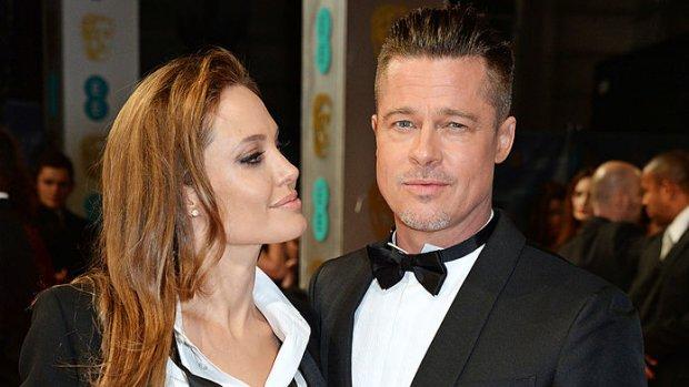 'Angelina Jolie wil weer terug naar Brad Pitt'
