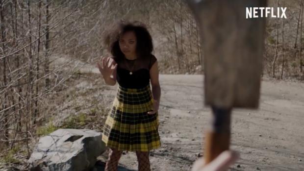 De bizarre trailer van Netflix-horrorfilm The Perfection