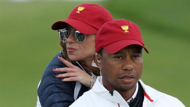 Wie is Tiger Woods' vriendin Erica Herman?