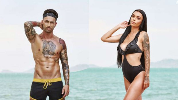 Yasmine en Roy gaan op jacht in Ex on the Beach All Stars