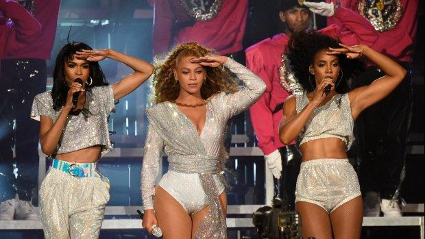 Beyoncé-docu NU te zien bij Netflix