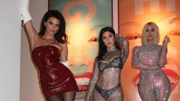 Kendall voelde zich buitenbeentje tussen Kardashian-zussen