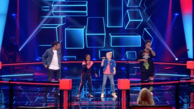 Deze superschattige Battle uit The Voice Kids gaat viral