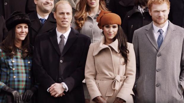 Zwijmel weg bij het verhaal van Harry en Meghan in Becoming Royal