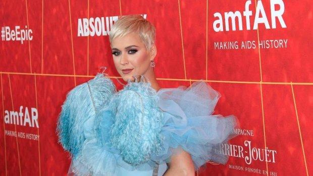 Katy Perry enorme fan van American Idol