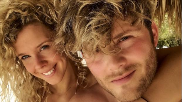 Tim Douwsma en vriendin verwachten eerste kindje samen