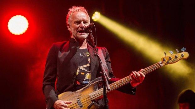 Ook Sting krijgt residency in Las Vegas
