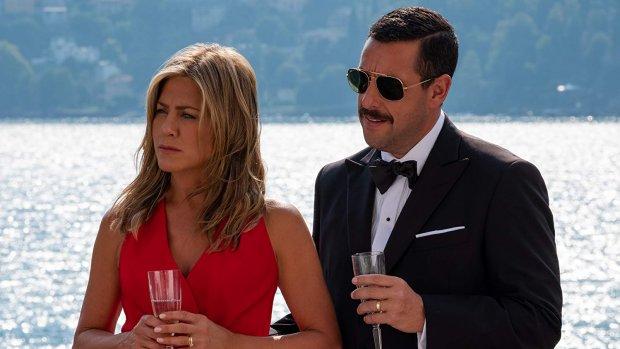 Jennifer Aniston is weer helemaal terug in nieuwe Netflix-film