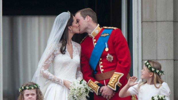 Hoera! Prins William en Kate Middleton 8 jaar getrouwd