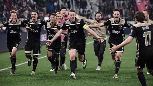 Ajax loopt binnen: Champions League levert 100 miljoen op