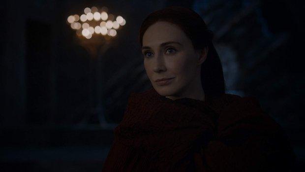 Carice van Houten 'ondersteboven' van laatste GOT-aflevering