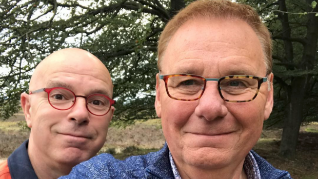 64-jarige Jan de Hoop nu ook op Instagram te vinden