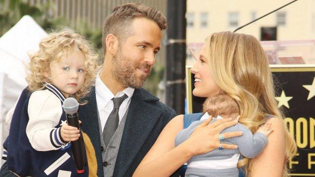 Blake Lively en Ryan Reynolds verwachten derde kindje
