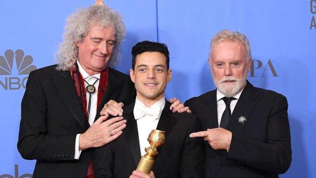 Rockband Queen is rijker dan Queen Elizabeth door film