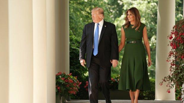 Louis Theroux wil docu maken over Melania Trump