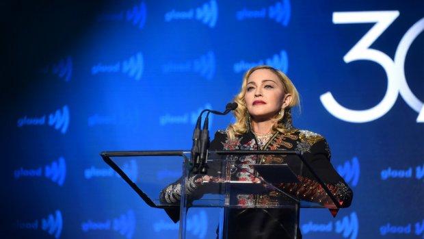 Madonna krijgt award voor LHBTQ-inzet