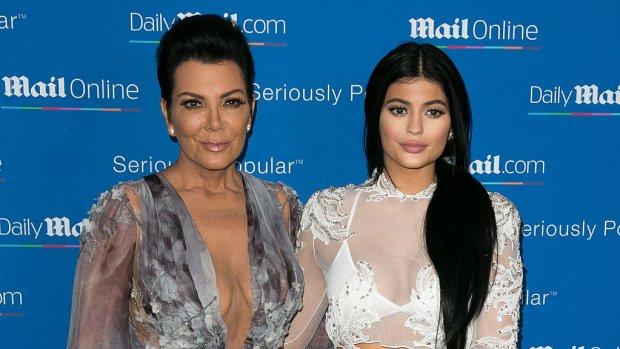 Kris Jenner: 'Kylie heeft het 100% zelf gedaan'