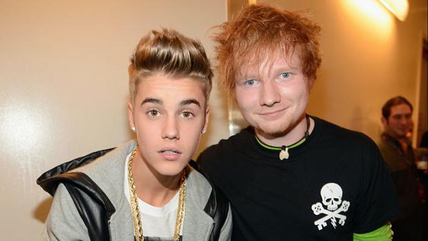 Justin Bieber kondigt nieuwe single met Ed Sheeran aan