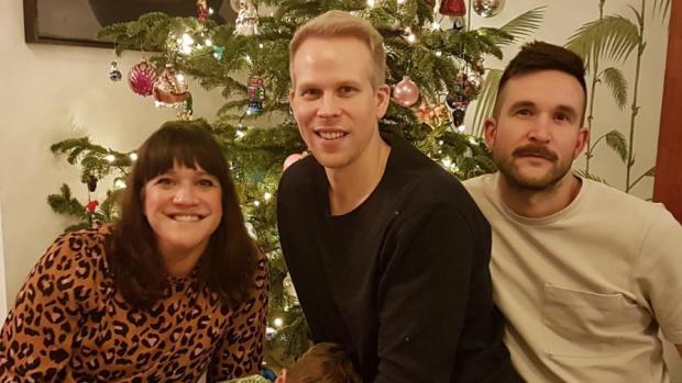 WIDM-deelnemer Rick Paul vertelt over zijn 'roze' gezin