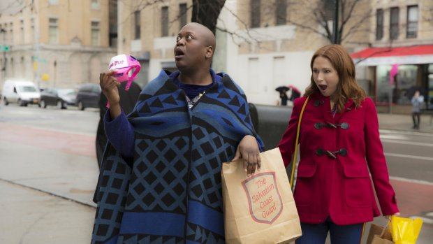 Unbreakable Kimmy Schmidt terug naar Netflix