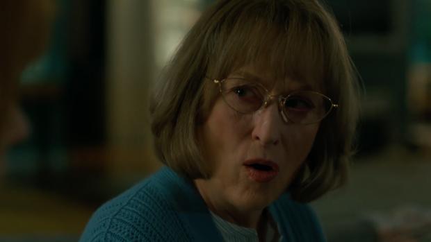 Nieuwe trailer Big Little Lies onthult Meryl Streep's rol in d...