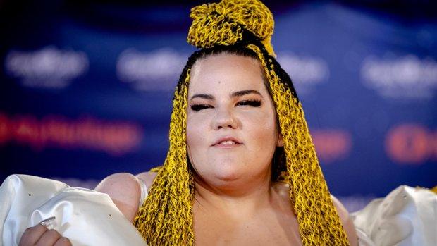 Songfestival-winnares Netta heeft tip voor Duncan: Blijf jezelf