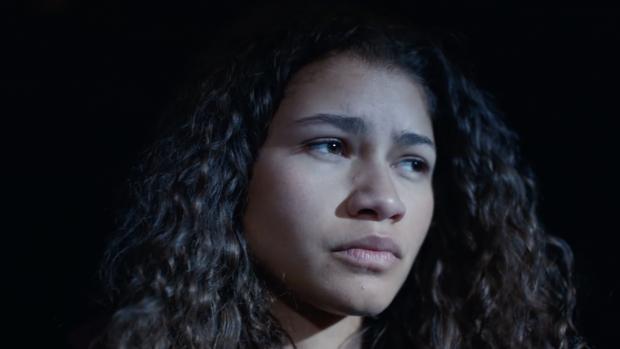 Eerste trailer Euphoria toont heel andere kant van Zendaya
