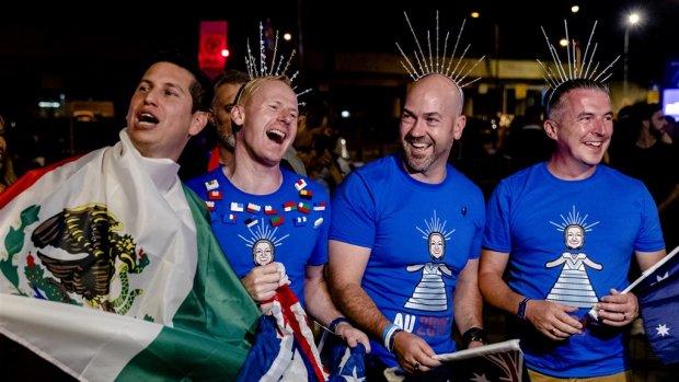 Fans maken zich klaar voor songfestival