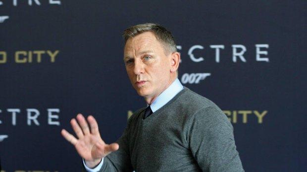 Opnames James Bond-film op een laag pitje