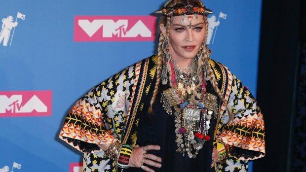 Optreden Madonna bij songfestival nog niet zeker