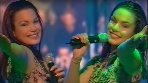Nederlandse tweeling zong valste Songfestivalliedje ooit: 'Zo mis dat het raak was'