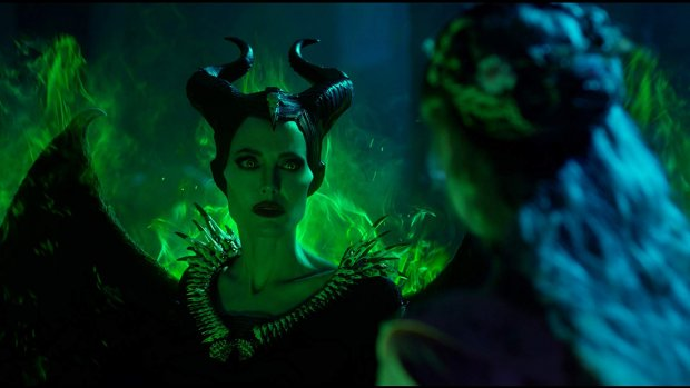 Angelina Jolie maakt comeback in Maleficent 2 trailer