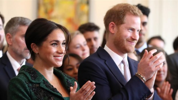 Meghan Markle is officieel een prinses