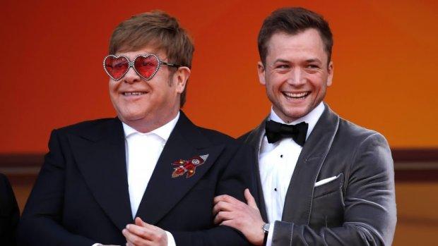 Elton John vindt eigen film 'ongelooflijk goed'