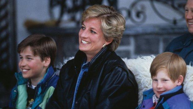 Prins William lijdt nog altijd onder overlijden van prinses Diana