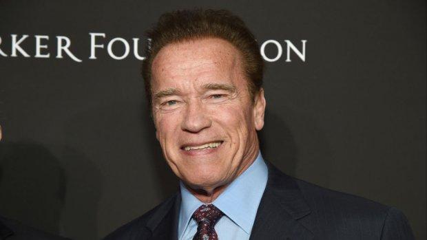 Arnold Schwarzenegger aangevallen tijdens bezoek in Zuid-Afrika
