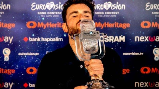 Duncan kan songfestivalwinst nog niet geloven