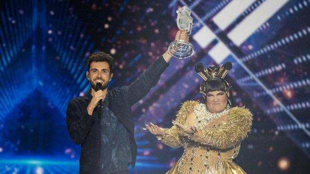 Leeuwarden biedt zich aan voor songfestival
