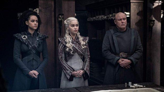 Doek valt voor Game of Thrones