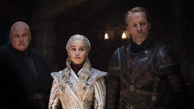 Game of Thrones-sterren nemen afscheid