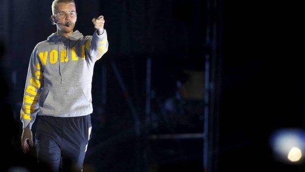 Justin Bieber komt met eigen deodorant