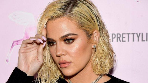 Break-up is Khloé niet in de koude kleren gaan zitten