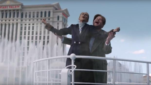 Céline Dion zorgt voor een hysterische Carpool Karaoke
