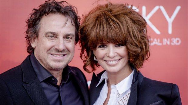 Marco en Leontine Borsato vieren 21 jaar huwelijk