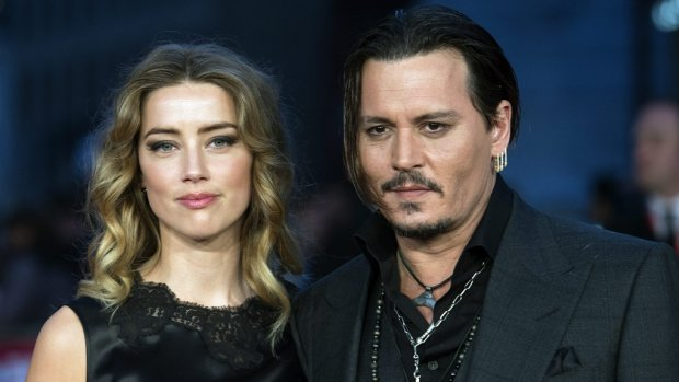 Laatste sms'je van Amber Heard naar Johnny Depp uitgelekt