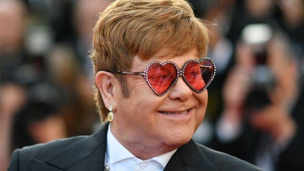 Ontmaagding Elton John komt voorbij in film Rocketman